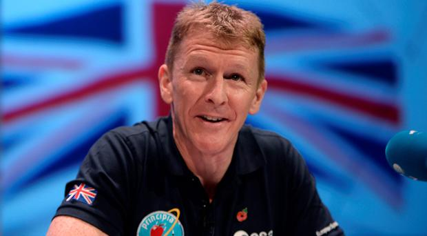 Mission: Major Tim Peake