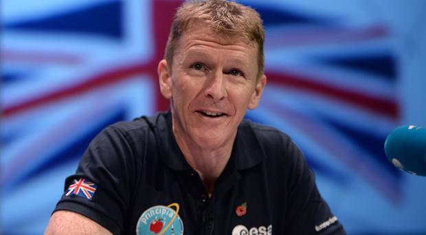 Tim Peake is the first fully British professional astronaut to go into space
