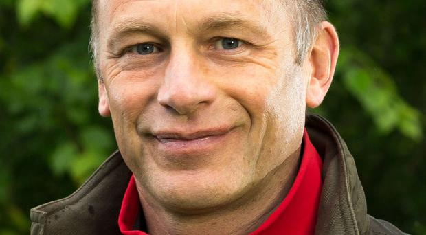 Chris Packham said the plight of the UK's butterflies 'should shame us all' (BBC/PA)