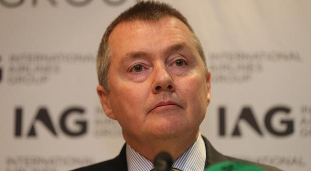 Willie Walsh says BA could focus on business in Ireland and Spain