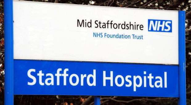 Mid Staffordshire NHS Foundation Trust admitted safety breaches over the deaths of four elderly patients at Stafford Hospital