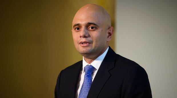 Sajid Javid says a debate in the Commons will take place if the Government decides to change the tuition fees cap