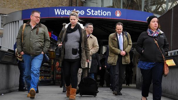 London Waterloo had the most passenger entries and exits last year at 99.2 million