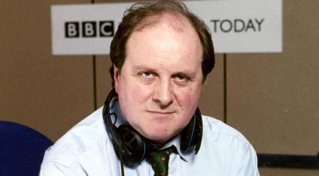 Jim Naughtie has presented the Today programme for 21 years
