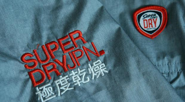 SuperGroup says the development of Superdry into a