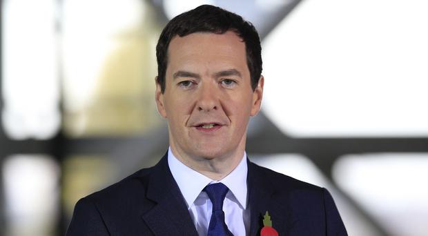 Chancellor George Osborne says IS must be isolated from the international financial system