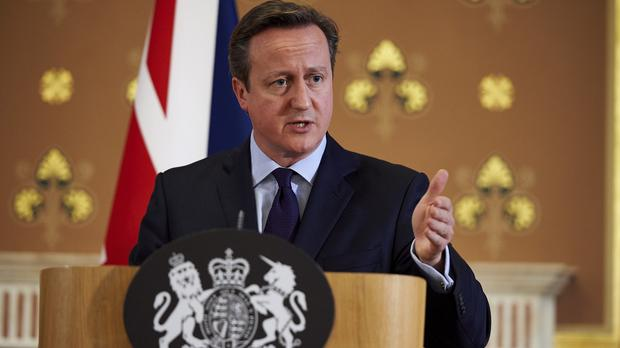 The Muslim Brotherhood will not be banned, David Cameron announced