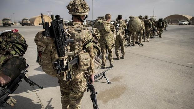 Charities criticised the figures as British troops are sent back to Helmand province