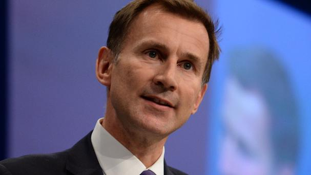 Jeremy Hunt ordered a review into how NHS trusts investigate deaths