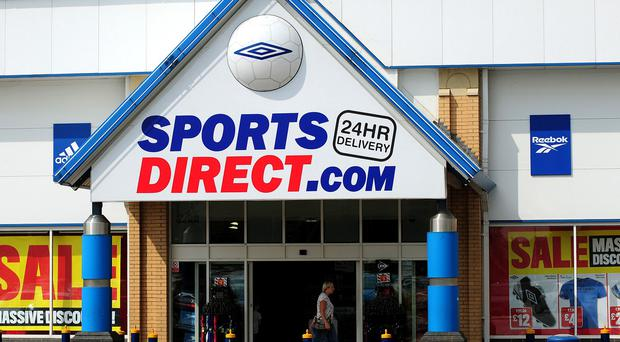 There has been criticism of Sports Direct's pay and employment practices
