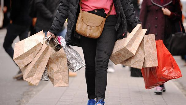 High streets are expected to be full of last-minute Christmas shoppers