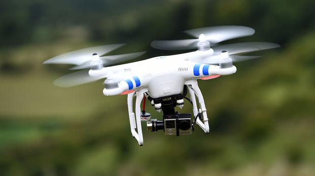 Hampshire Police have received reports of 46 incidents involving unmanned drones in 2015