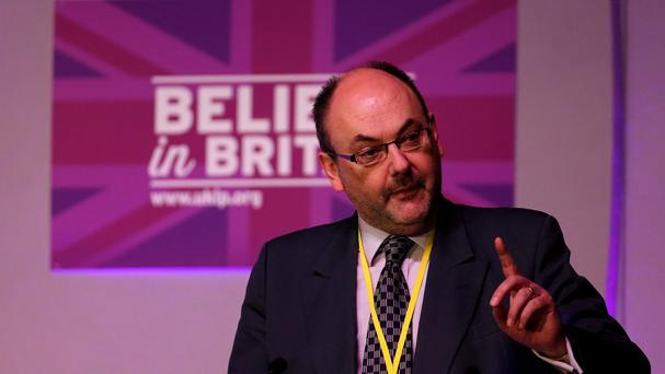 Ukip chairman Steve Crowther said Douglas Carswell's comments were 'absolutely wrong'