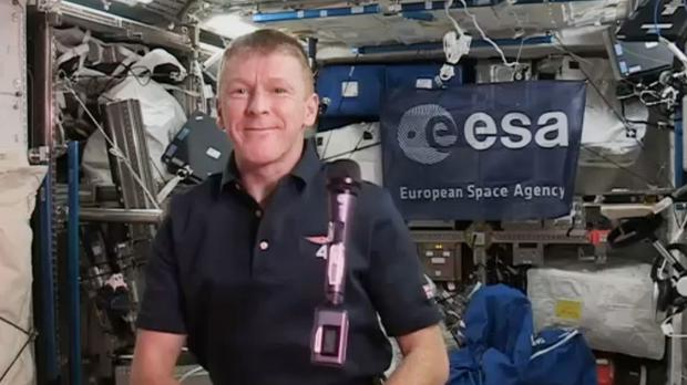 Tim Peake may get a chance to try out his space legs during the six-month stay on the space station