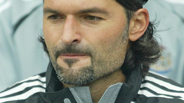 Pavel Srnicek was part of the Newcastle side known as The Entertainers