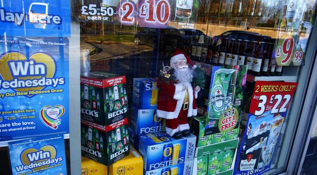 Judges at the European Court of Justice will give their ruling on the proposal for a minimum alcohol unit price of 50p