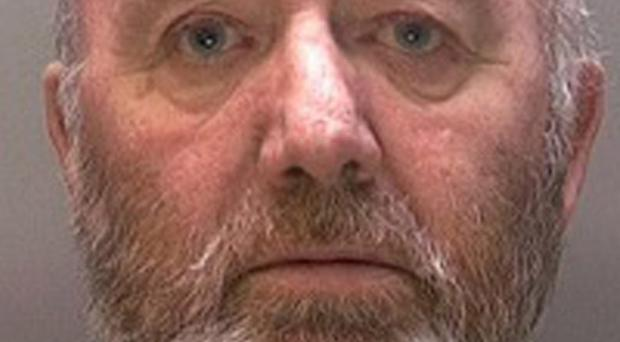 Stewart Greene was jailed for life for murdering his nine-year-old grandson Alex Robinson