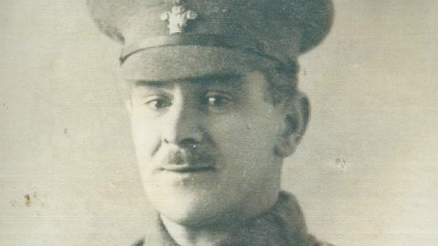 Frederick James Davies, whose story of sharing