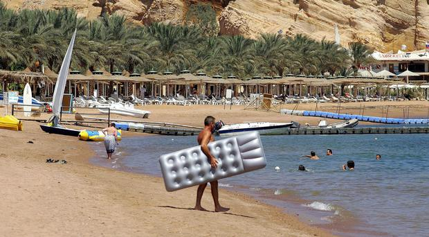 Egypt's tourism industry is heavily reliant on Sharm el-Sheikh, experts say