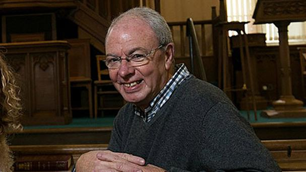 Church of Scotland minister Rev John McPake authored the agreement with the Rt Rev Peter Forster, Bishop of Chester