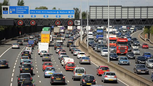 Christmas Eve will be the busiest day of the festive weekend on the roads, the RAC has said