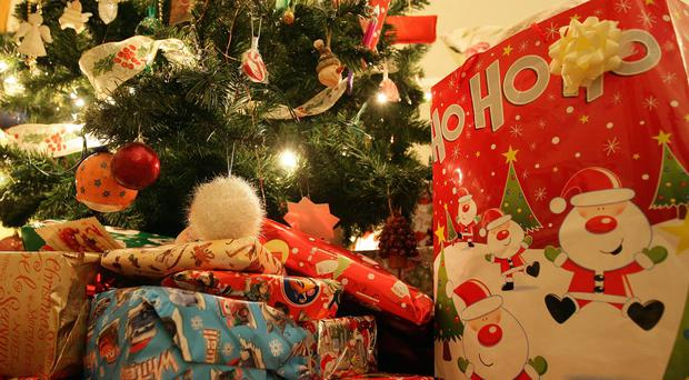 Some Christmas presents were stolen. (File picture)