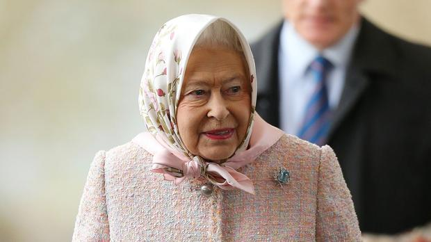 The Queen arrived in Norfolk by train last week to oversee preparations for Christmas Day