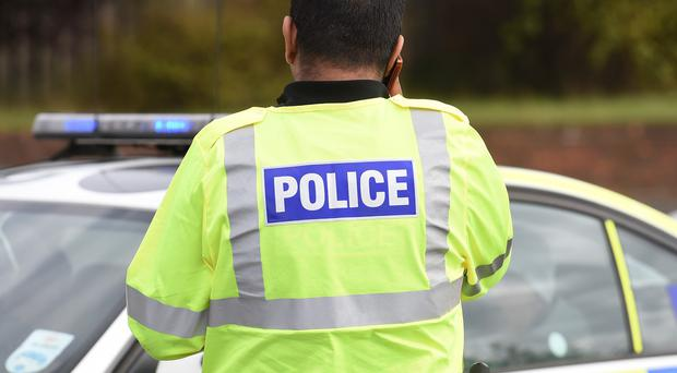 Police are investigating after the crash in Bedfordshire