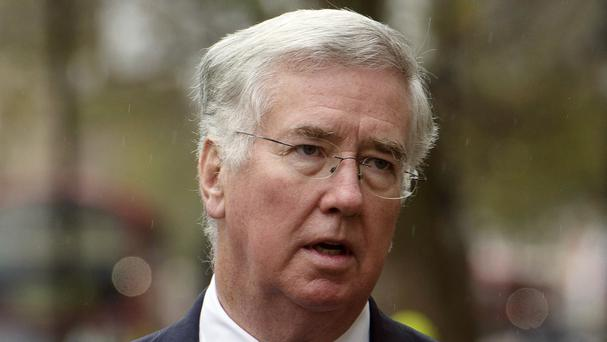 Defence Secretary Michael Fallon told The Sunday Telegraph there was