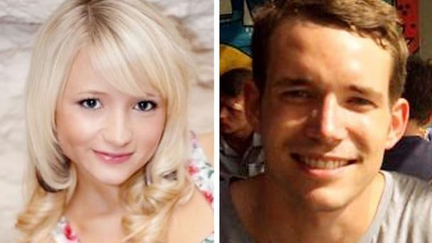 Hannah Witheridge died alongside David Miller in Thailand (Foreign and Commonwealth Office/PA)