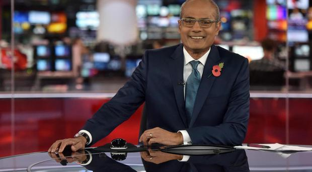BBC News topped the Boxing Day TV ratings