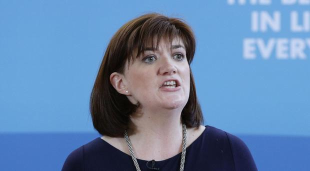 Nicky Morgan said she would protect schools' freedom to set their own religious studies curriculum