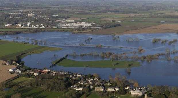Insurance companies say they are visiting areas hit by floods