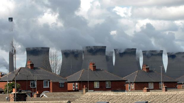 Action should be taken to avoid building new fossil fuel power stations, campaigners said