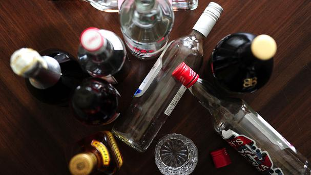 Shoppers are being urged to be wary of counterfeit booze
