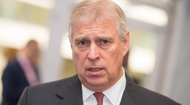 Andrew went on to represent the Queen at a number of national events in 2015.