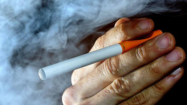 Lab tests showed vapour from electronic cigarettes could damage or even kill human cells