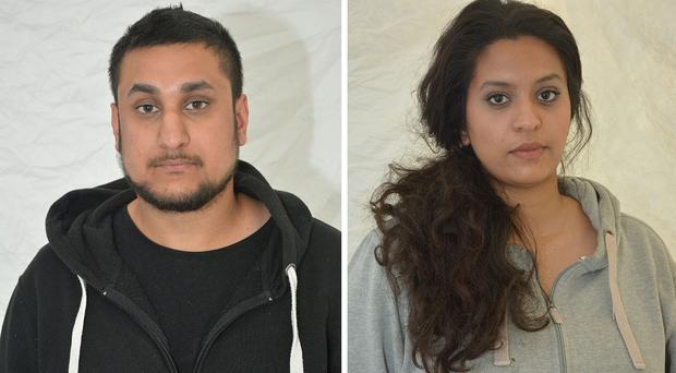 Mohammed Rehman and his ex-wife Sana Ahmed Khan were jailed for life at the Old Bailey