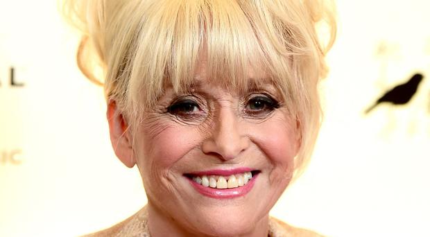 Veteran actress Barbara Windsor has been awarded a damehood in the New Year's Honours