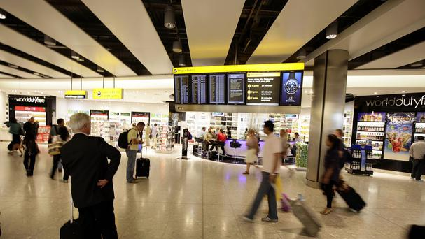 The announcement comes more than four months after the Treasury urged retailers to cut their prices at airports to reflect VAT discounts they receive for travellers leaving Europe