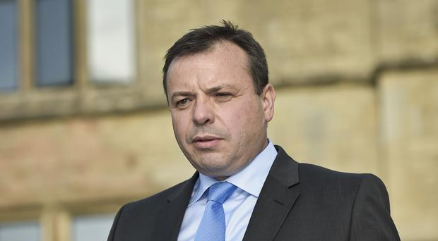 Arron Banks, co-founder of the Leave.EU campaign