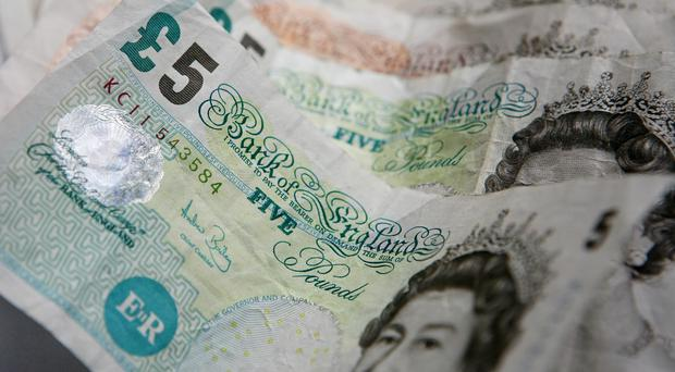 Staff working in finance have complained of poor wellbeing