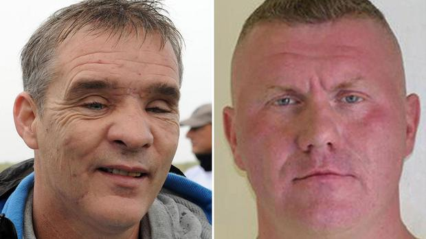 Pc David Rathband was shot in the face by Raoul Moat (Northumbria Police/PA)