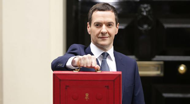 Chancellor George Osborne announced his decision to cut state grants to opposition parties in his Autumn Statement