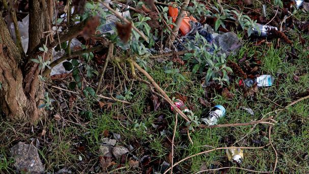 The Department for Communities and Local Government wants to hit litterbugs 'in the pocket' with tougher fines
