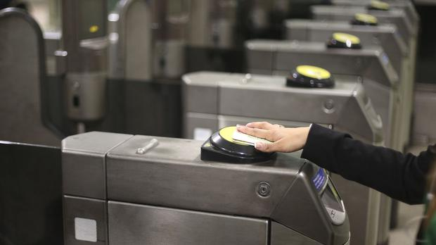 Transport for London's (TfL) Oyster card readers suffered a system fault