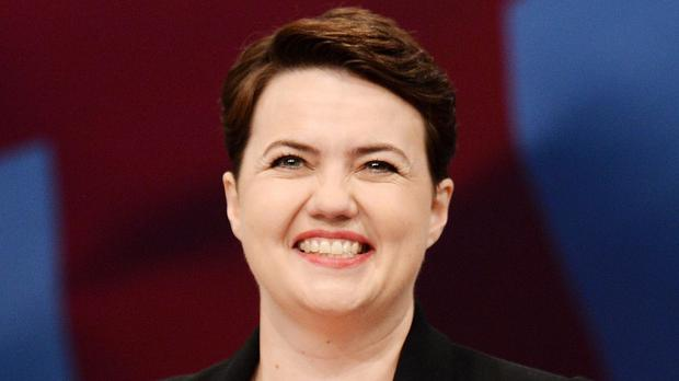 Scottish Tory leader Ruth Davidson believes an outsider could foil George Osborne and Boris Johnson's plans to lead the party