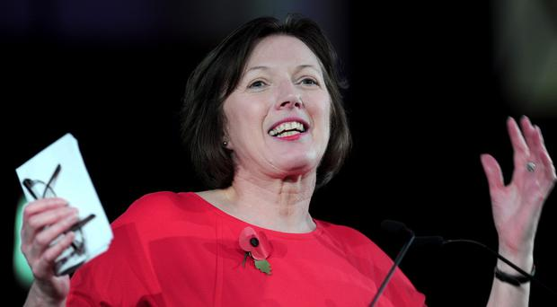 TUC general secretary Frances O'Grady said ministers should stop train companies from