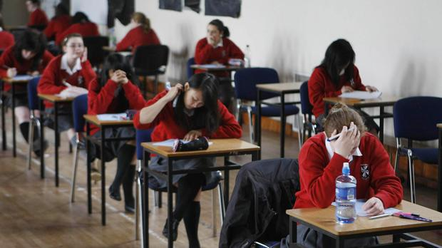 A headmaster has questioned the assumption that single-sex schools are better for girls