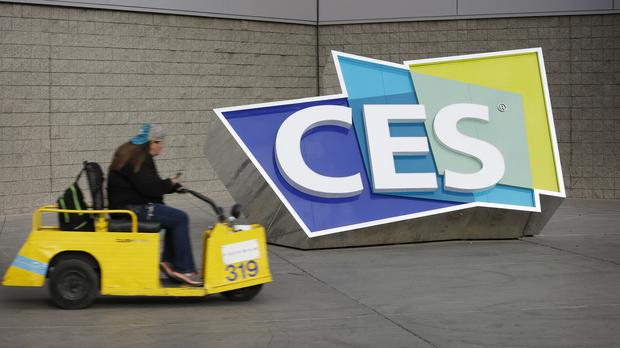 The Consumer Electronics Show is taking place in Las Vegas (AP)